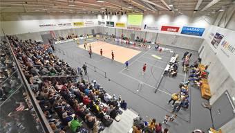Die Betoncoupe Arena in Schönenwerd erlebte gleich mehrere Highlights in ihrem ersten Jahr. Archiv