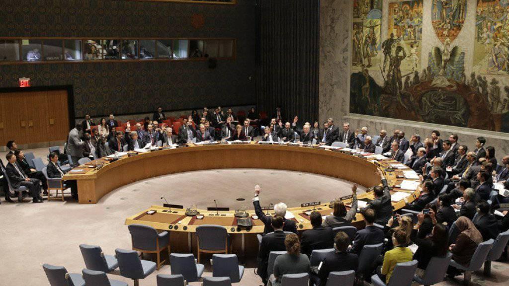 Der UNO-Sicherheitsrat hat neue Sanktionen gegen das kommunistische Nordkorea verhängt.