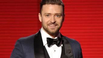 Justin Timberlake hat gestern seinen ersten Vatertag gefeiert (Archiv)