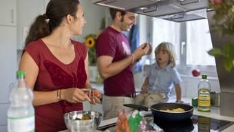 Die Familie als Dauerthema in der Politik