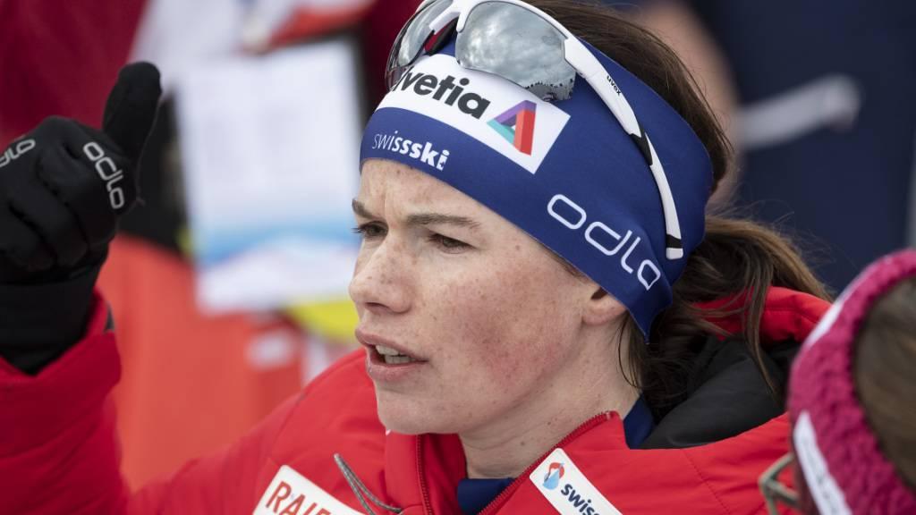 Langläuferin Nathalie von Siebenthal tritt zurück