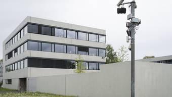 Das Empfangs- und Verfahrenszentrum in Kreuzlingen (TG). Hier sollen Flüchtlinge misshandelt und geschlagen werden.