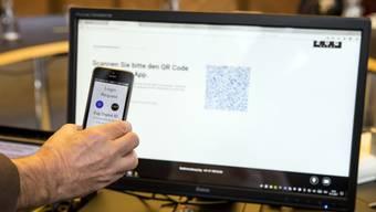 Wer den virtuellen Schalter nutzen will, benötigt eine elektronische Identitätskarte. (Symbolbild)