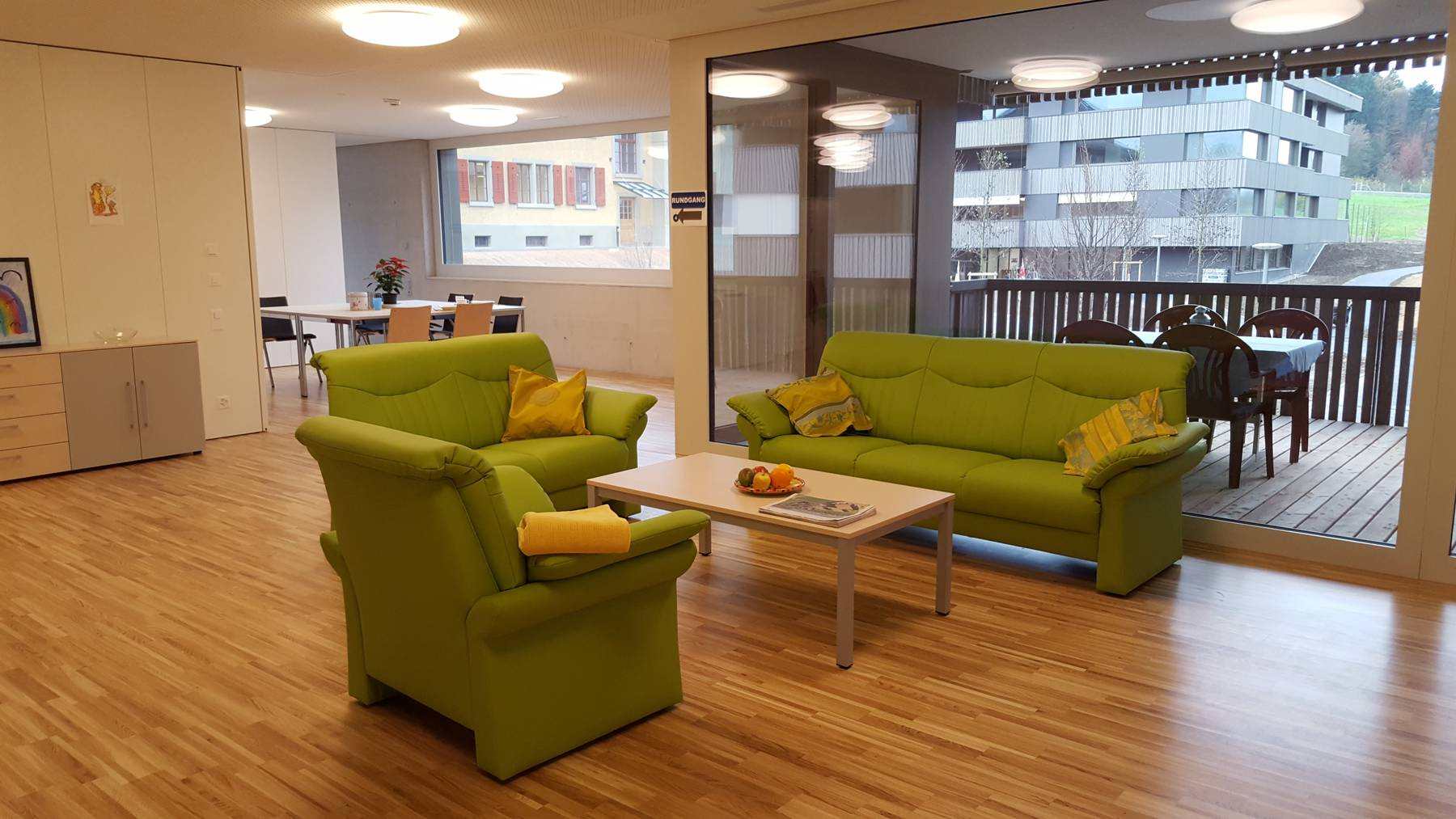 Im Kanton Luzern gibt es wieder mehr leere Wohnungen