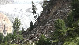 «Wenn alles abbricht, wird das fünfmal so gross wie der Bergsturz von Goldau», sagt der Geologe Hugo Raetzo vom Bundesamt für Umwelt.