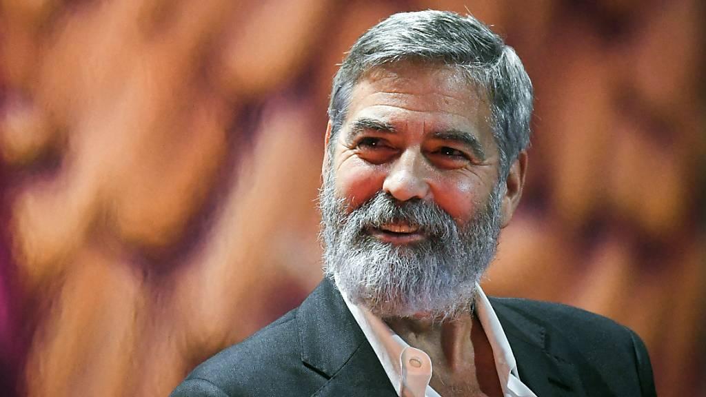 Der US-Schauspieler George Clooney hat in der Provence (Südfrankreich) ein Haus mit Umschwung gekauft. (Archivbild)