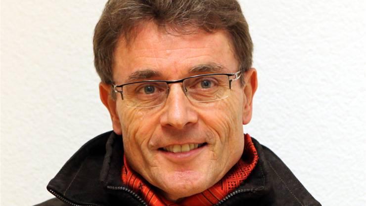 Martin Rüegg.