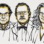 Der Brite Roger Penrose, der Deutsche Reinhard Genzel und die US-Amerikanerin Andrea Ghez werden mit dem diesjährigen Physik-Nobelpreis ausgezeichnet.