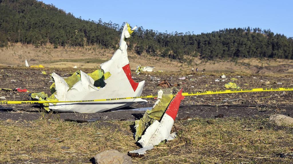 Erste Konsequenzen nach Flugzeugabsturz in Äthiopien