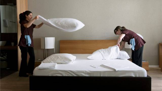 Viele Hotelbetten bleiben diesen Sommer kalt. Foto: Alessandro Della Bella