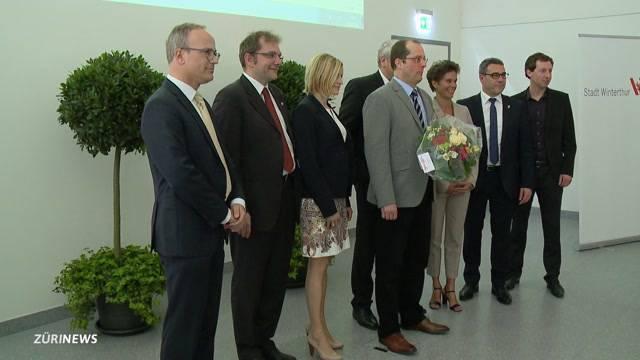 Ämtertausch im Winterthurer Stadtrat