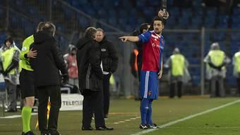 Hatte heute sein Comeback beim FC Basel: Zdravko Kuzmanovic.