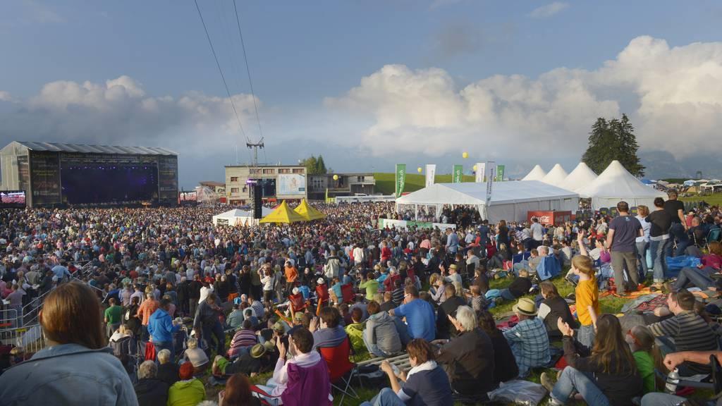 Das Schlager-Openair geht dieses Jahr am 31. Juli zum letzten Mal im Flumserberg über die Bühne.