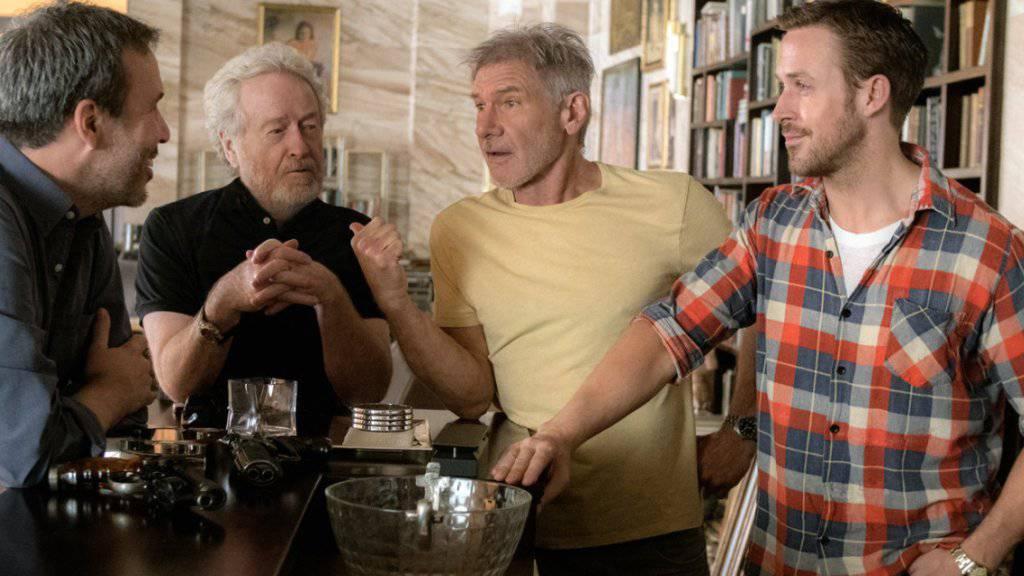 Erster Trailer für «Blade Runner»-Fortsetzung mit Harrison Ford