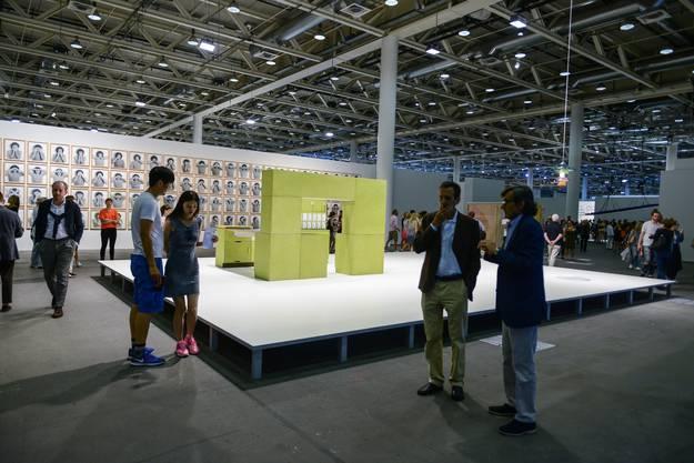 Galerie Urs Meile «neugerriemschneider»