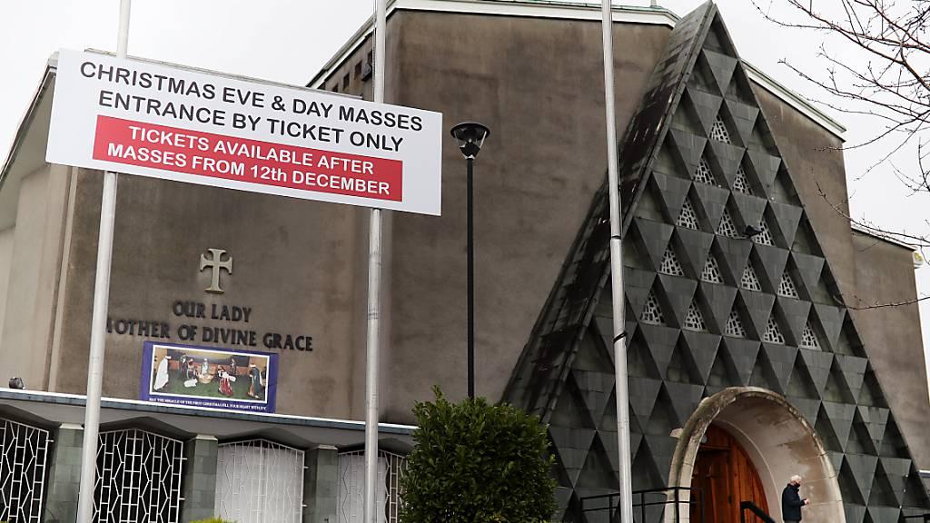 Irland verschärft Corona-Regeln nach Weihnachten deutlich