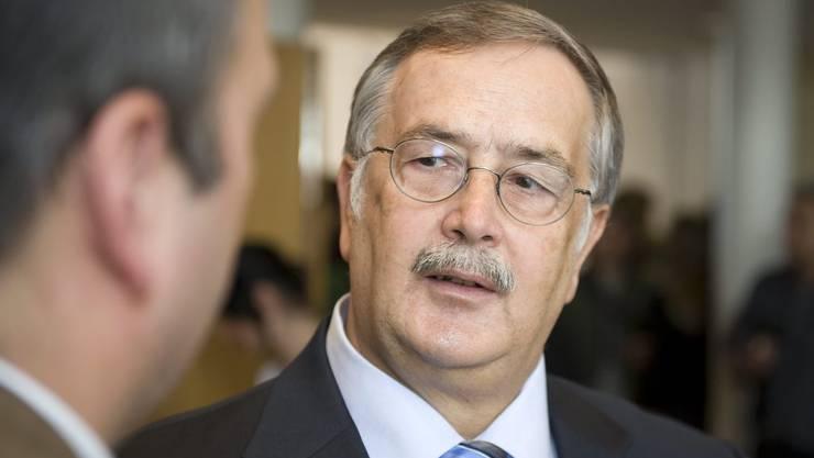 Der frühere Finanzdirektor Adrian Ballmer soll ebenfalls in den Fall verwickelt sein.