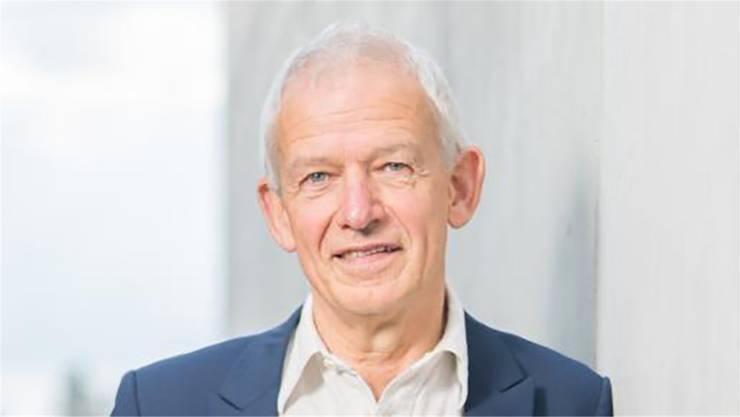 Lukas Bühlmann, Direktor von Espace Suisse. zvg