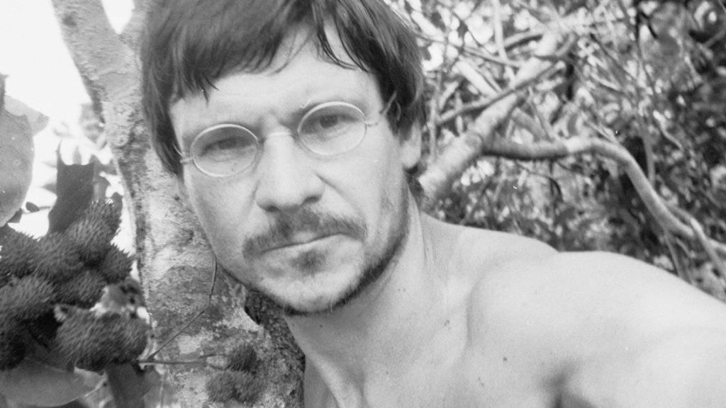 Der Basler Aktivist Bruno Manser setzte sich für das Nomadenvolk der Penan ein, mit denen er mehrere Jahre auf Borneo zusammengelebt hat.