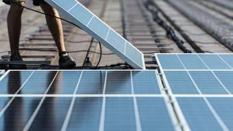 Beim Kirchgemeindehaus Niedergösgen ist eine Fotovoltaik-Anlage geplant. (Symbolbild)