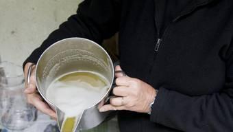 Ölherstellung in der Grabenöle Lüterswil