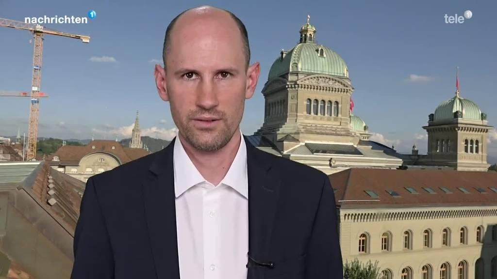 Bundeshauskorrespondent zu neusten Entscheidungen