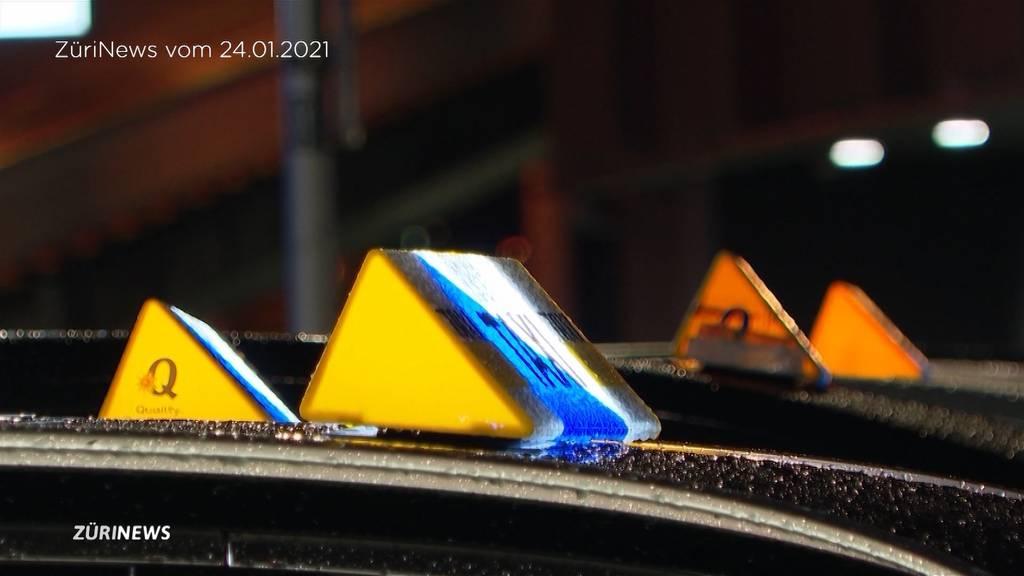 Taxifahrer empört über ÖV-Angebot der Stadt Zürich
