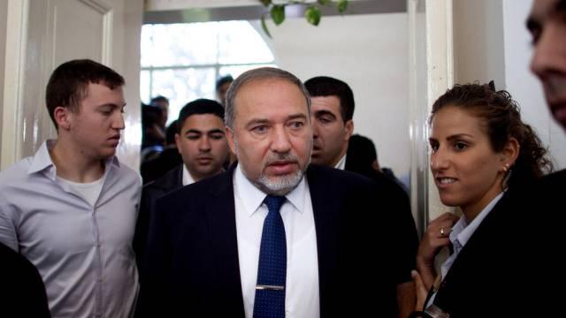 Israels Ex-Aussenminister Lieberman vor Gericht