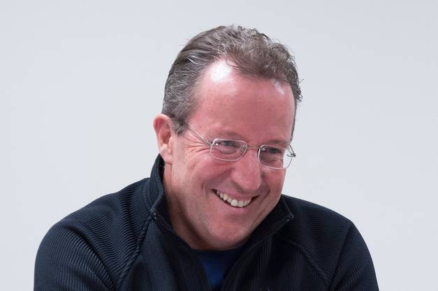 Urs Näpflin, seit 2014 OK-Chef der Lauberhornrennen.