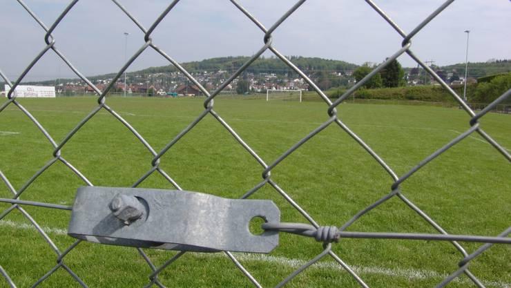 Der Sportplatz Sürenloh kann ausgebaut werden.