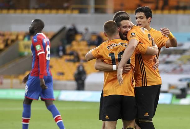 Wolverhampton ist in die Premier League aufgestiegen und hat sich dort festgebissen.