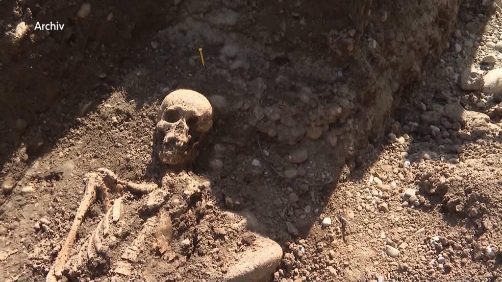 Rätsel um Skelettfund in Gretzenbach gelöst