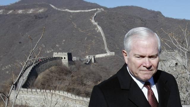 Robert Gates hat seinen Besuch in China beendet
