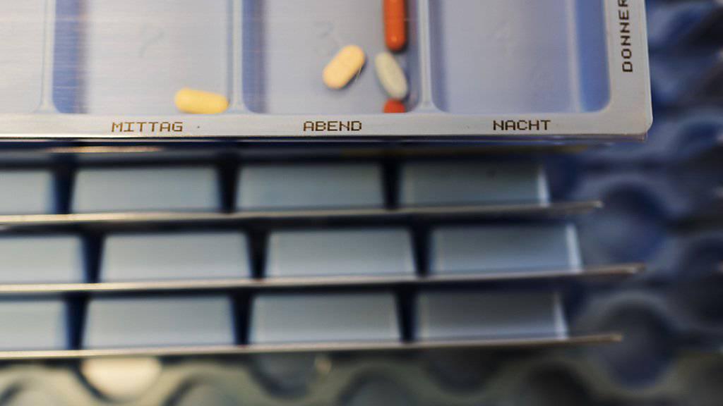 Medikamententests in der Psychiatrie St. Urban ab 1950 erfolgten laut einem 46-seitigen Bericht teilweise unter Zwang. (Symbolbild)