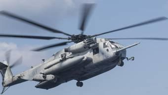 Ein Militärhelikopter dieses Typs ist in den USA abgestürzt. (Archiv)