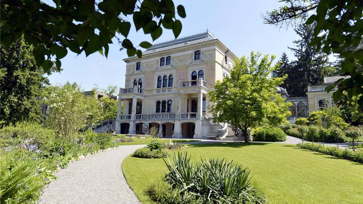 Die Villa Patumbah ist ein Ort der Sehnsucht