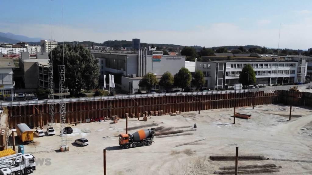 Campus Biel: Eröffnung um mindestens drei Jahre verschoben
