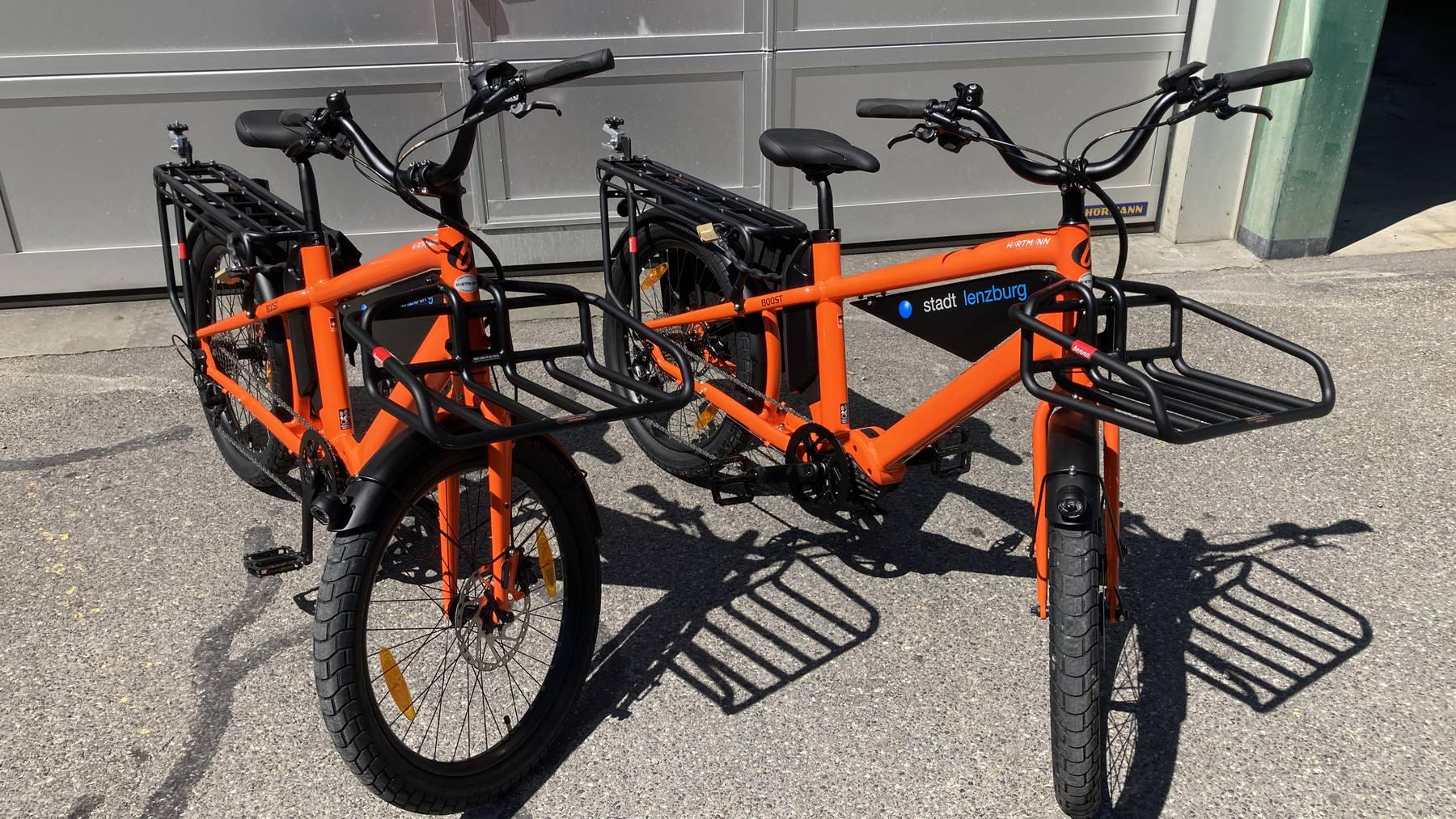 E-Bikes Lenzburg