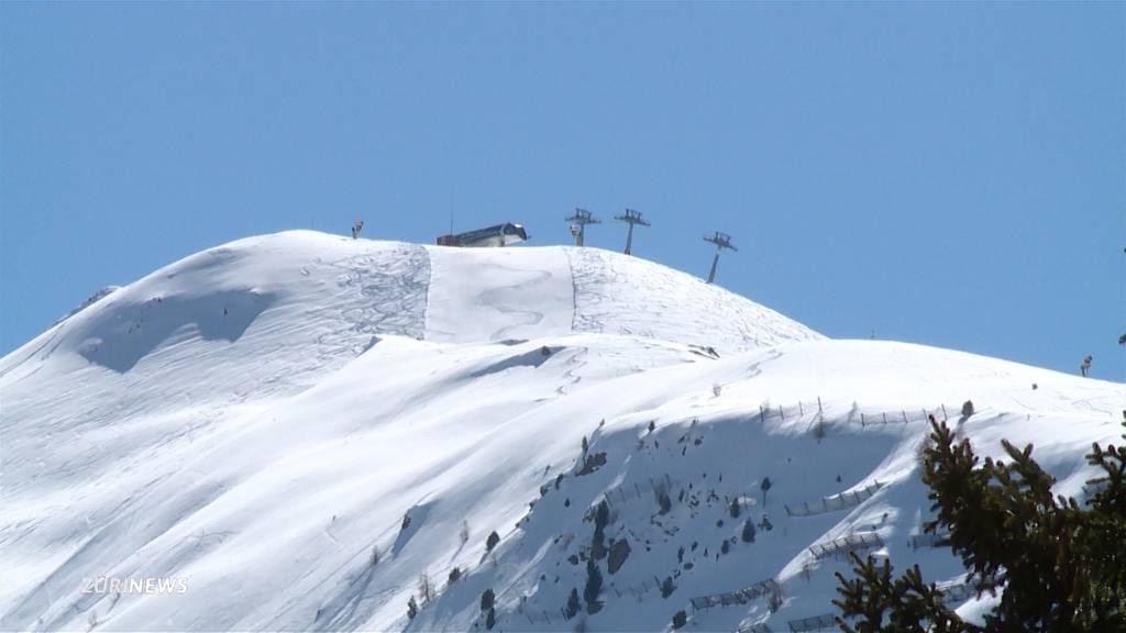 Skigebiete müssen bei bestem Wetter dicht machen