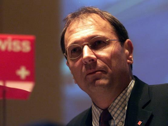 2002 - 2004: André Dosé.