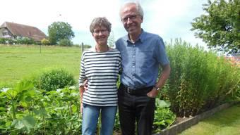 Katharina und Christoph Cina wollten die Bevölkerung nicht ohne Hausarztpraxis zurücklassen.