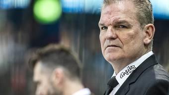 Sean Simpson war in der letzten Saison als Berater im Trainerstaff von Fribourg-Gottéron tätig
