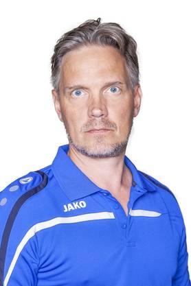 47-jährig, Trainer