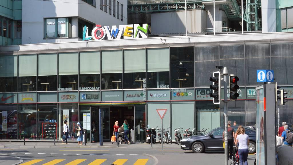 Raubüberfall in der Stadt Luzern