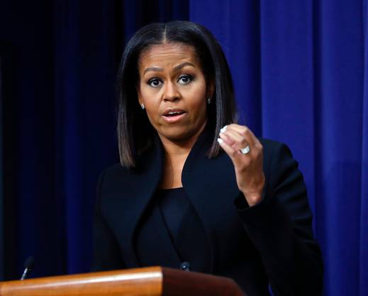 Mahnende Worte: Ex-First-Lady Michelle Obama