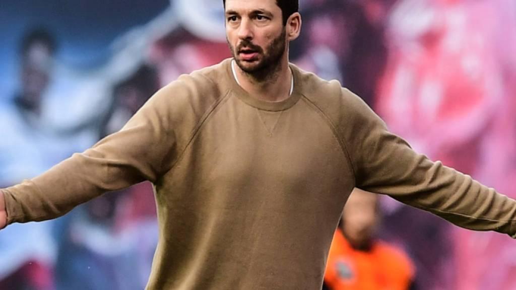 Edimilson Fernandes erhält in Mainz einen neuen Trainer