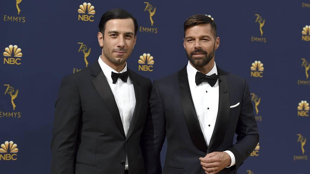 Ricky Martin und sein Ehemann bekommen weiteres Kind