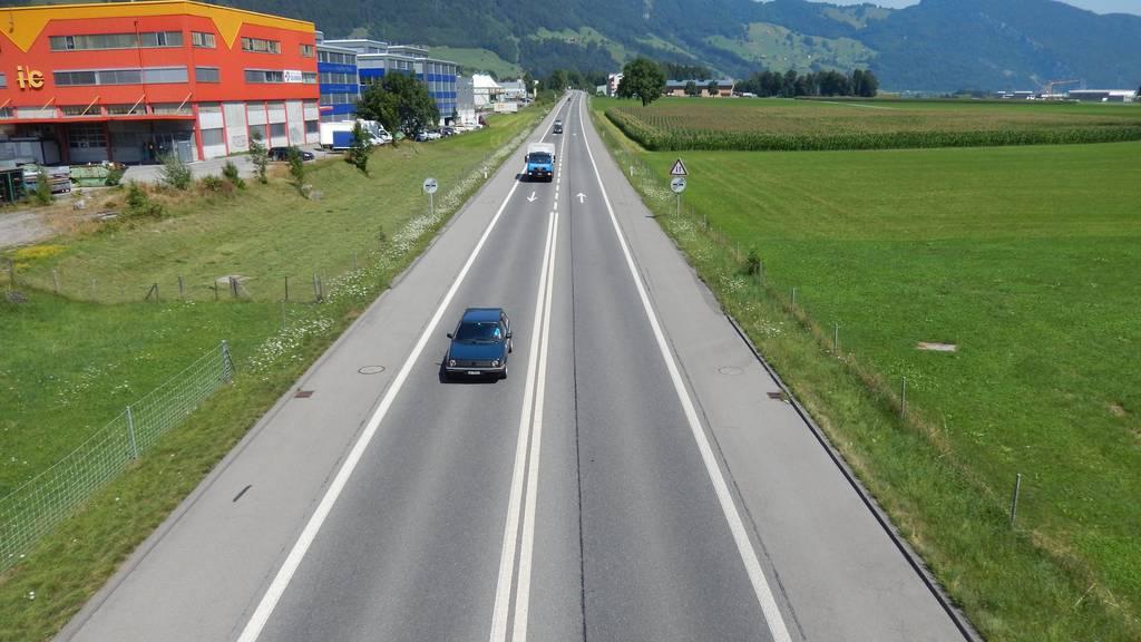 Die Autostrasse A8 soll sicherer werden