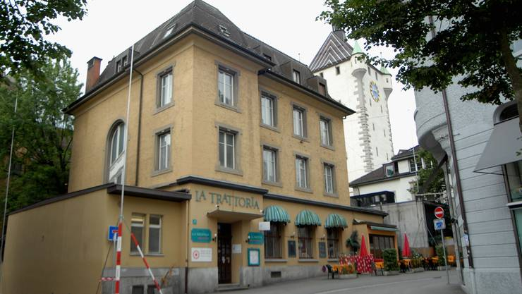 Liegenschaft Trattoria Baden