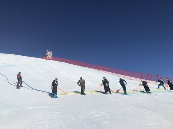 Reportage WM-St.Moritz